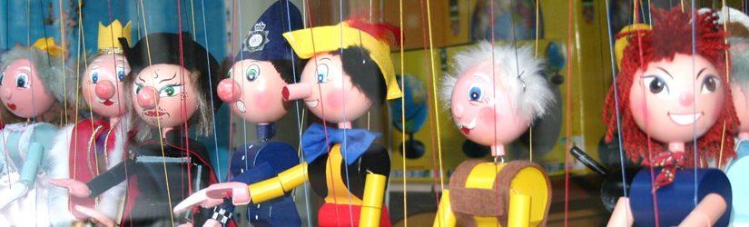 Le théâtre dont vous êtes la marionnette